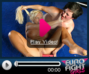 BurningTicket  - Euro Fightgirls